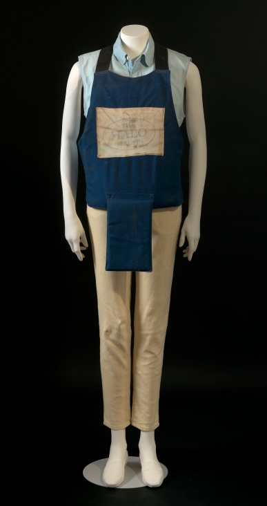 The 'Landmines outfit' (c) Royal Collection Trust All Rights Reserved